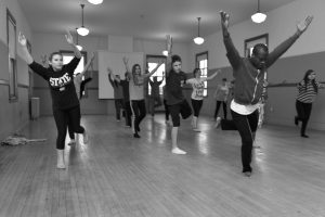 African Dance Class @ Open Flight Studio | Seattle | Washington | United States