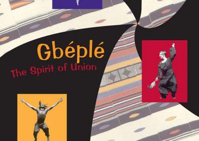Gansango Event Flyer - Gbeple (2001)