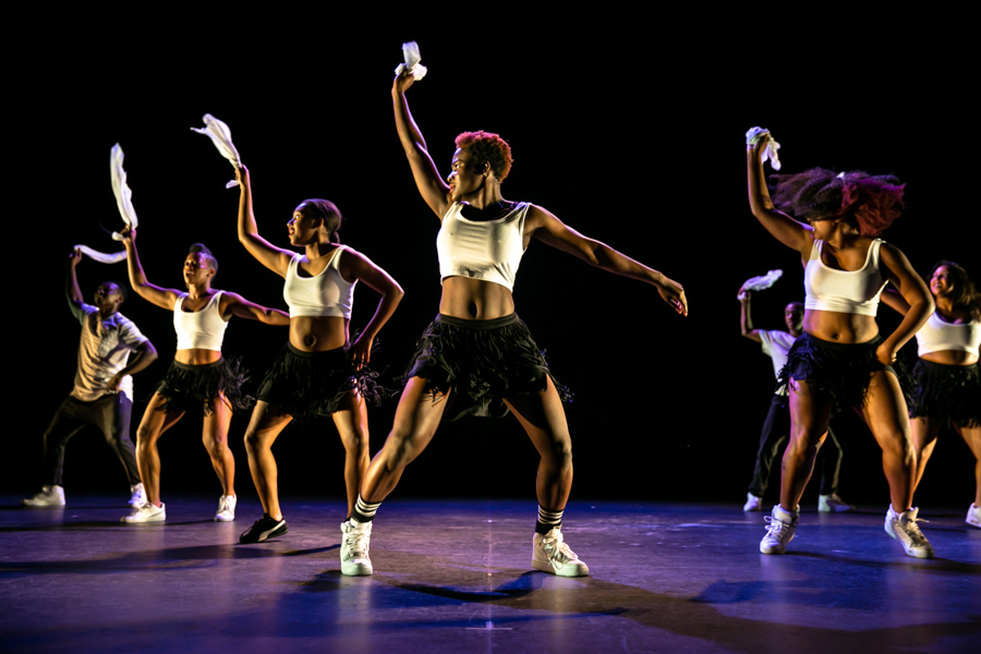 Seattle Theater Group's DanceTHIS!